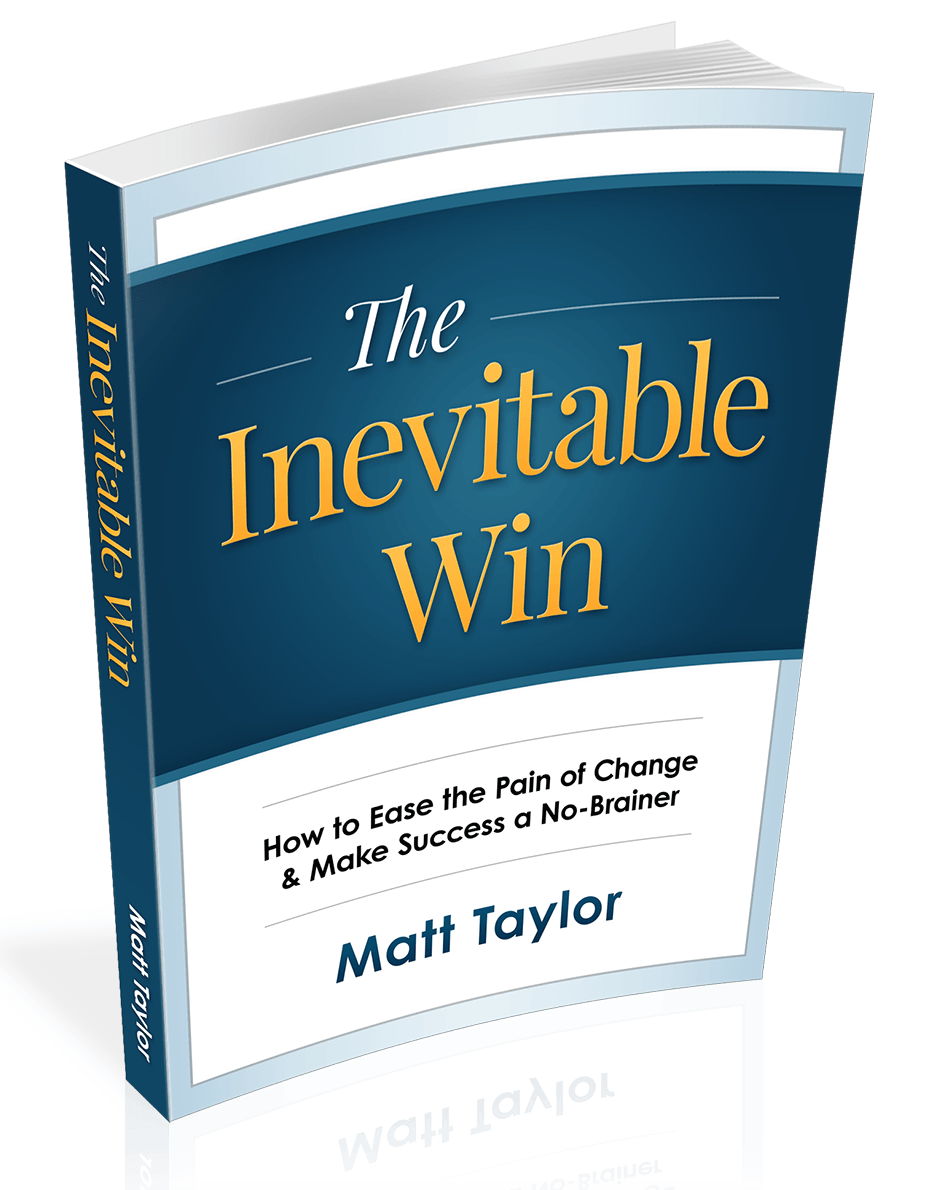The Inevitable Win Book