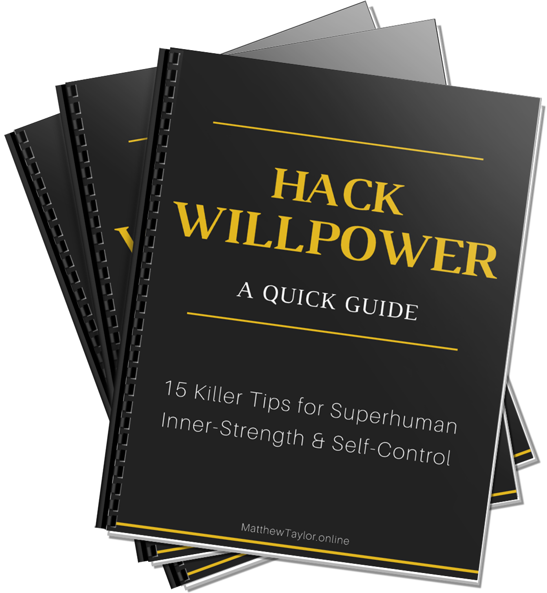 HACK WILLPOWER